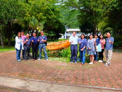 April 18-Itinerant consultation service at the Marine Education Resource Center of Hualien County