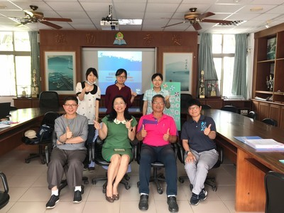 April 26– Itinerant consultation service at the Marine Education Resource Center of Nantou County
